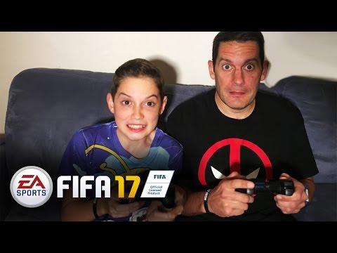 FUT 17 - Father and Son Fifa Ep1