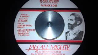 Patrick Cool - Slave Driver