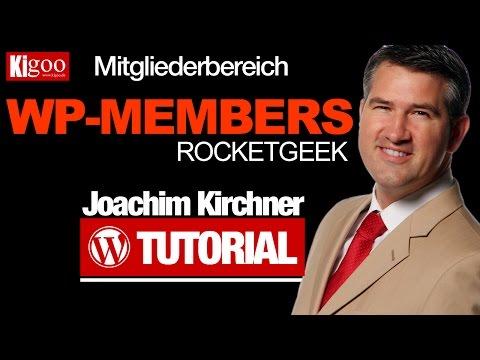 Mitgliederbereich für WordPress erstellen in 10 Minuten