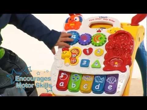 Vtech First Steps Baby Walker Youtube