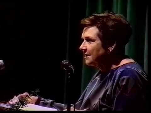 Adrienne Rich: 1995 Artist of the Year