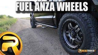 Fuel Anza Wheels: ...