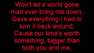 A Day To Remember - All Signs Point To Lauderdale (LYRICS)