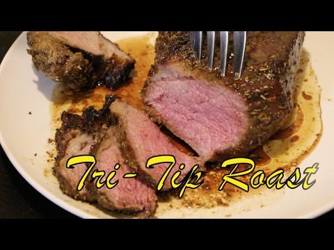 How To Make A Tri-Tip Roast