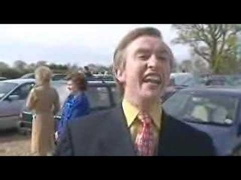 Alan Partridge Steve Coogan- DAN!