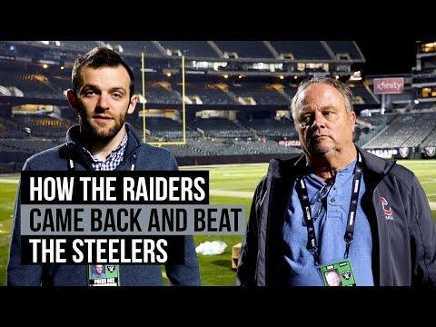 Analysis: Oakland Raiders NFL Week 14 Win Against Pittsburgh Steelers