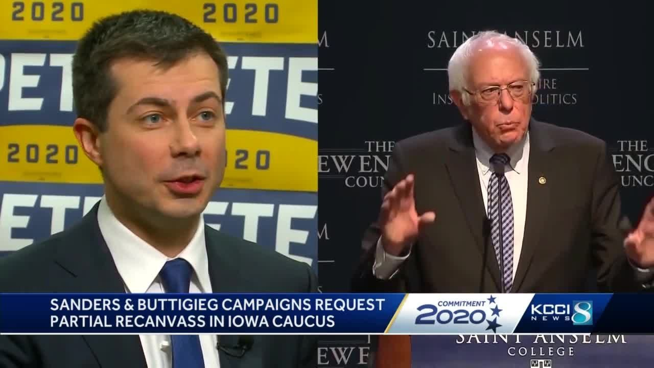 Buttigieg requests a review of Nevada caucuses results