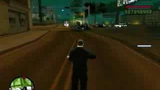 Grand Theft Auto San Andreas - CLEO Mods