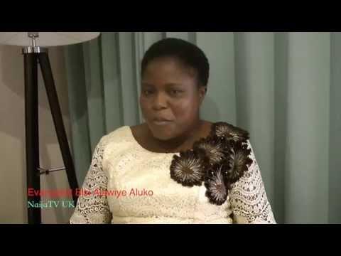 interview with Bisi Alawiye Aluko
