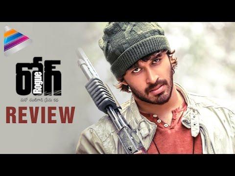Rogue Telugu Movie Review | Puri Jagannadh Rogue Movie Ratings | Ishan |  Mannara Chopra | Angela
