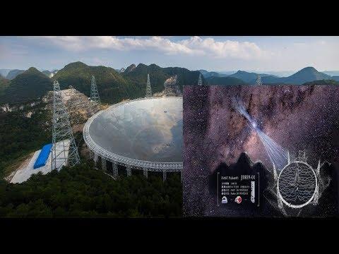 China's giant telescope has discovered 2 arcade stars