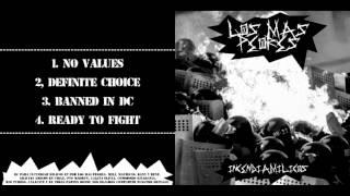 Los Más Peores - Banned in DC (Bad Brains)