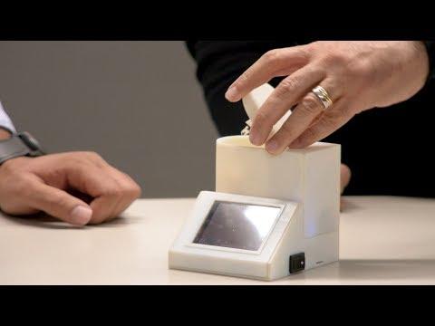 0 - Preiswertes 3D-gedrucktes tragbares Gerät misst die Wasserqualität
