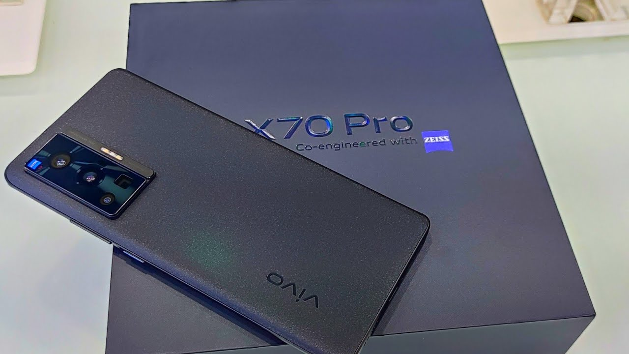 Vivo X70 Pro Cosmic Black Unboxing, First Look & Review !! Vivo X70 Pro Price, Specifications Etc.🔥🔥