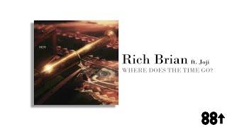 Rich Brian - Where Does The Time Go?  Ft.joji   Lyrics