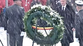 Raw: 70th Anniversary of Battle of the Bulge
