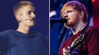 Ed Sheeran & Justin Bieber - I Dont Care (Lyrics)