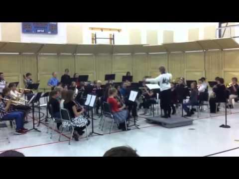 2013 Winter Concert- Pronghorn Elementary School
