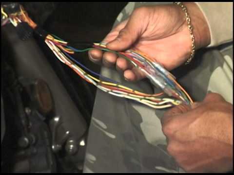 GSXR Wire Harness Repair By Michael Jackson Of All Season MotoSports