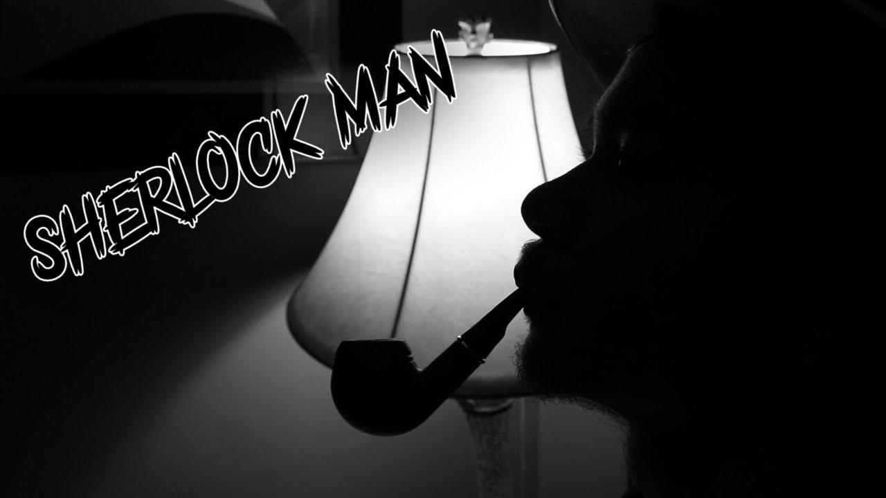 Sherlock Man - Narrated by Samuel L. Jackson?