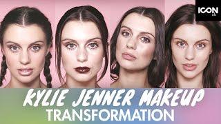 Top Kylie Jenner Makeup Looks Transformation