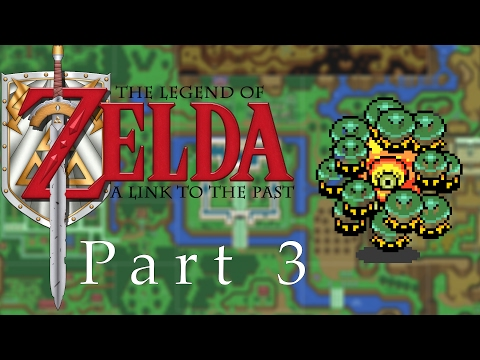 A Link to the Past! | Darkworld Temples! | Part 3