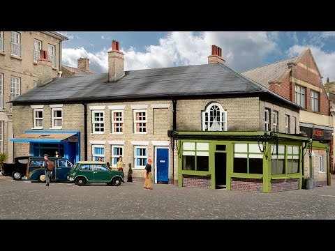 MAKING BUILDINGS FOR YOUR RAILWAY #2