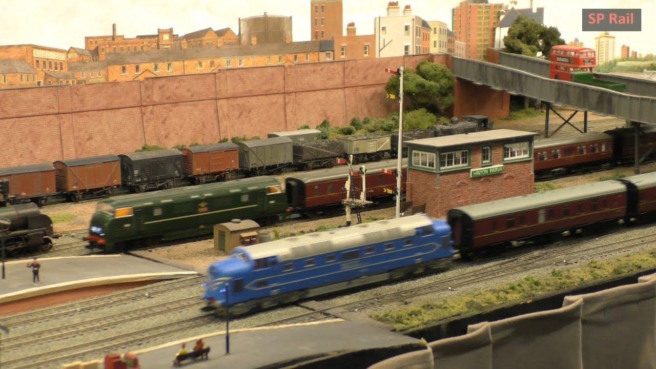 national festival of railway modelling peterborough 2017 youtubenational festival of railway modelling peterborough 2017