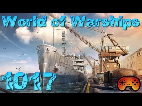 Ein Neues Schiff Im Hafen 😱 #1017 World Of Warships - Gameplay German/Deutsch World Of Warships