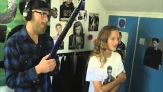 Christopher overrasker sin største fan (Riisings flotte talkshow - sæson 2)