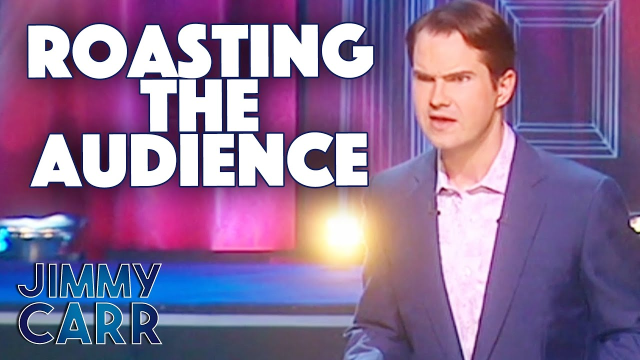 Roasting The Audience | Jimmy Carr: In Concert