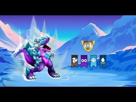 Noble Dragón Congelado   Nivel 70   FredRex