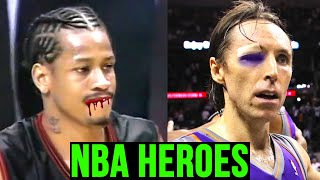 The Most HEROIC Performances In NBA History