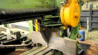 Peddinghaus Structural & architectural CNC cutting, drilling- & copying system