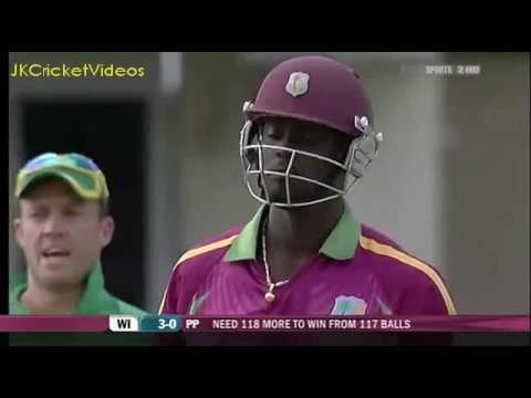 Dale Steyn STUNNING First Over Vs West Indies - HD