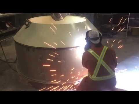 Производство металлических ёмкостей