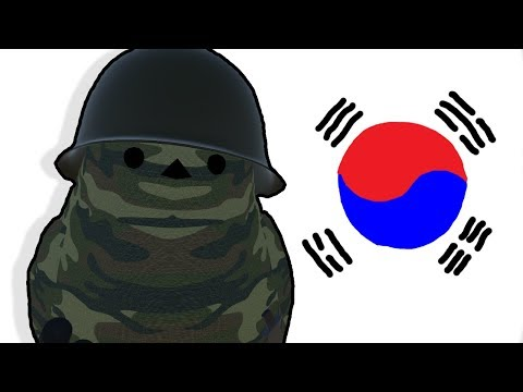 Korean Bird talks about his time in the Military