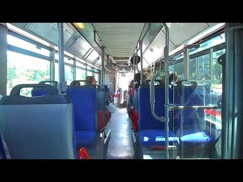 Lyon : Voyage en Agora Line €3 n°1423 (Ligne 60)