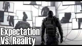 DLC Operator Videos Vs. Reality 2 - Rainbow Six Siege thumbnail