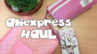 Aliexpress Haul - oblečení, organizéry, šperky