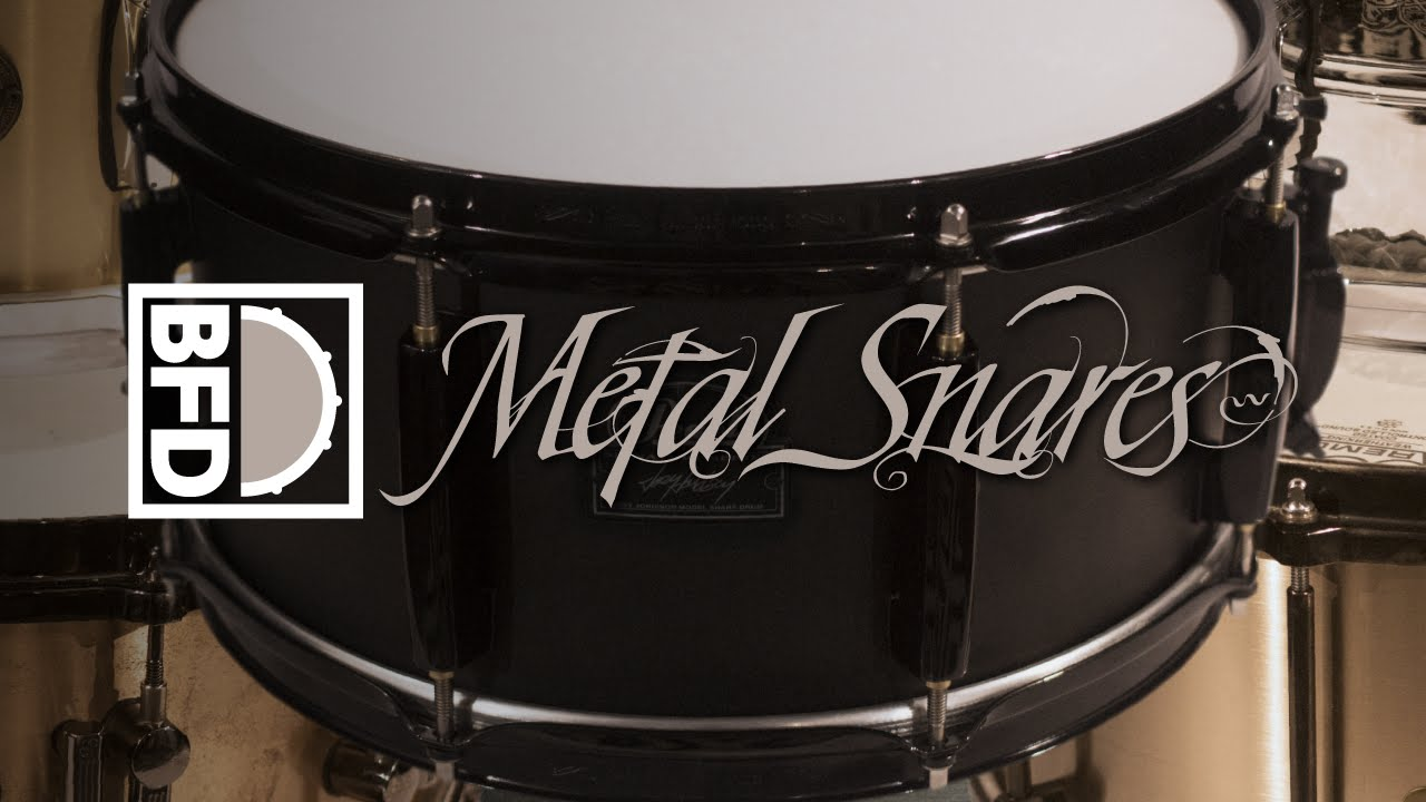 FXpansion - BFD Metal Snares