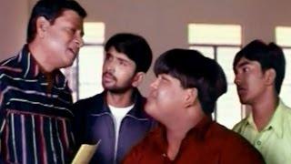 Girl Friend Movie ||  MS Narayana Giving Progress Card Comedy Scene ||  Rohit,Anitha Patil