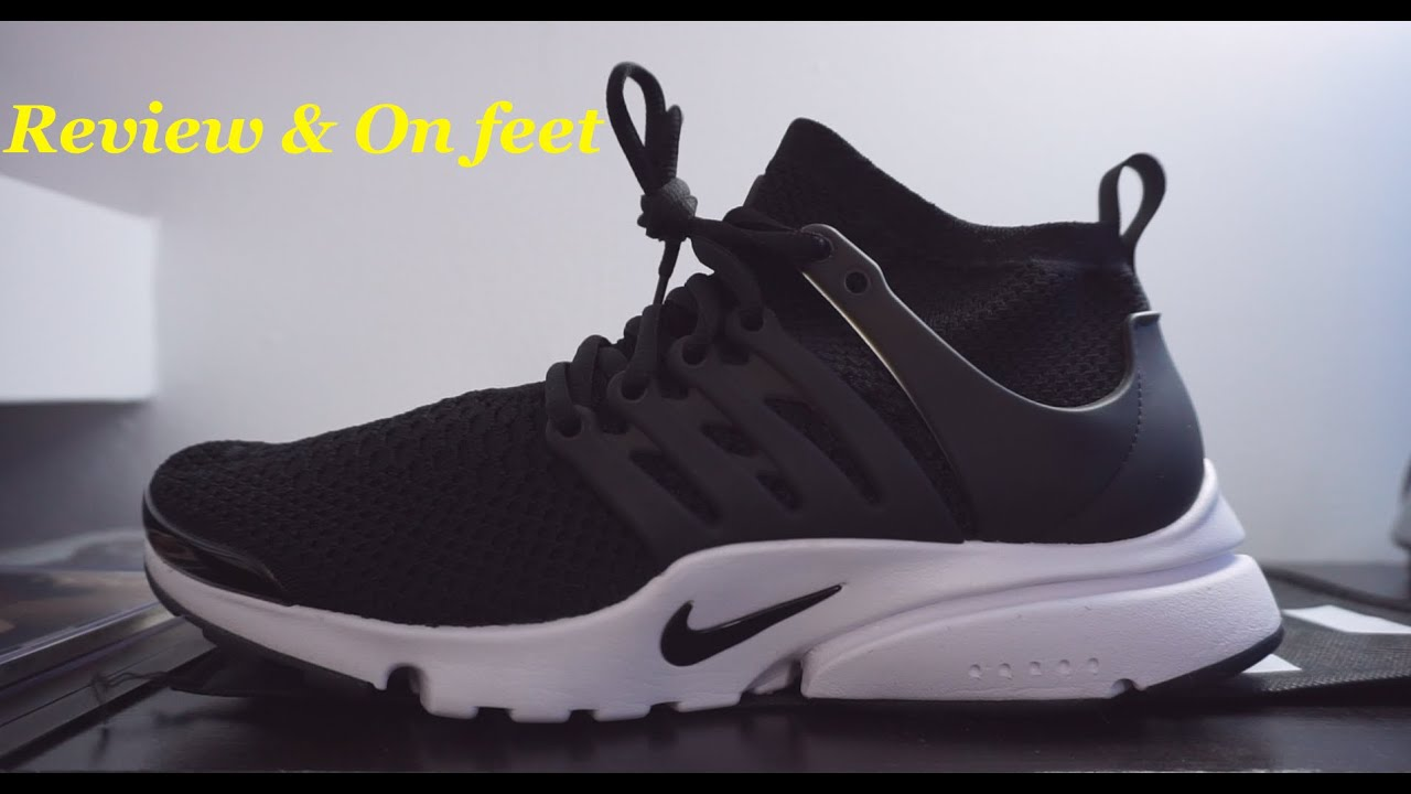 93fe6d9cf220 Nike Air Presto Ultra Flyknit  Review + On Foot - YouTube