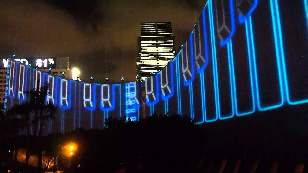 3D Light Show hong kong pulse 3d light show 20141029 - youtube