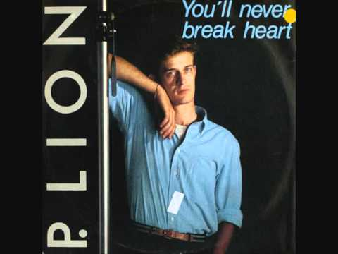 P.Lion - You'll Never Break My Heart.1987