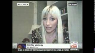 Shirley Varnagy y los detalles de su renuncia a Globovisión en Cala