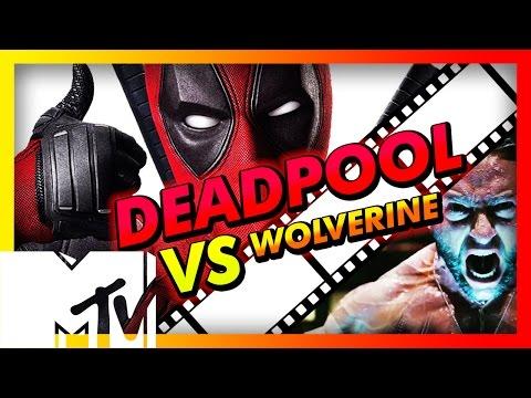 Deadpool vs Wolverine   Movie Coming To Cinemas?!   MTV Movies