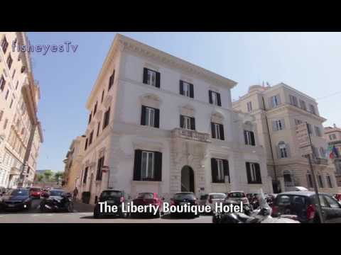 The Liberty Boutique Hotel Rome - 4 Star Boutique Hotel Rome