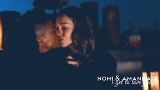 Nomi & Amanita | I Get To Love You