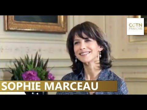 """02/07/2014 - Sophie Marceau : """"Je veux être comprise comme je suis"""""""